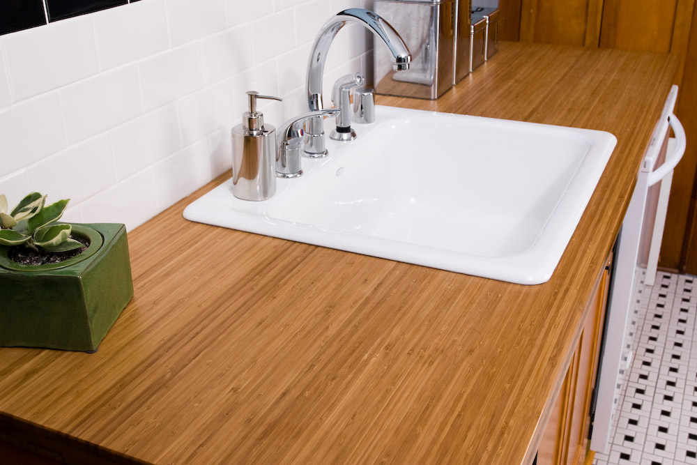Kitchen Countertop Types How To Build A House