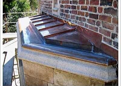 Typical Integral Gutters