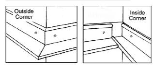 Perimeter Molding for Suspended Ceiling