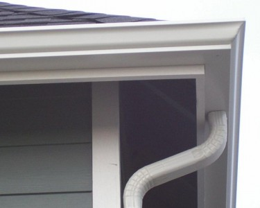 how to build gutters in the house