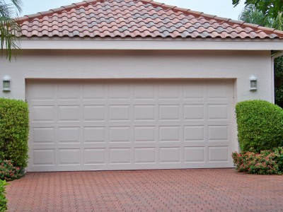 Painting an Aluminum Garage Door