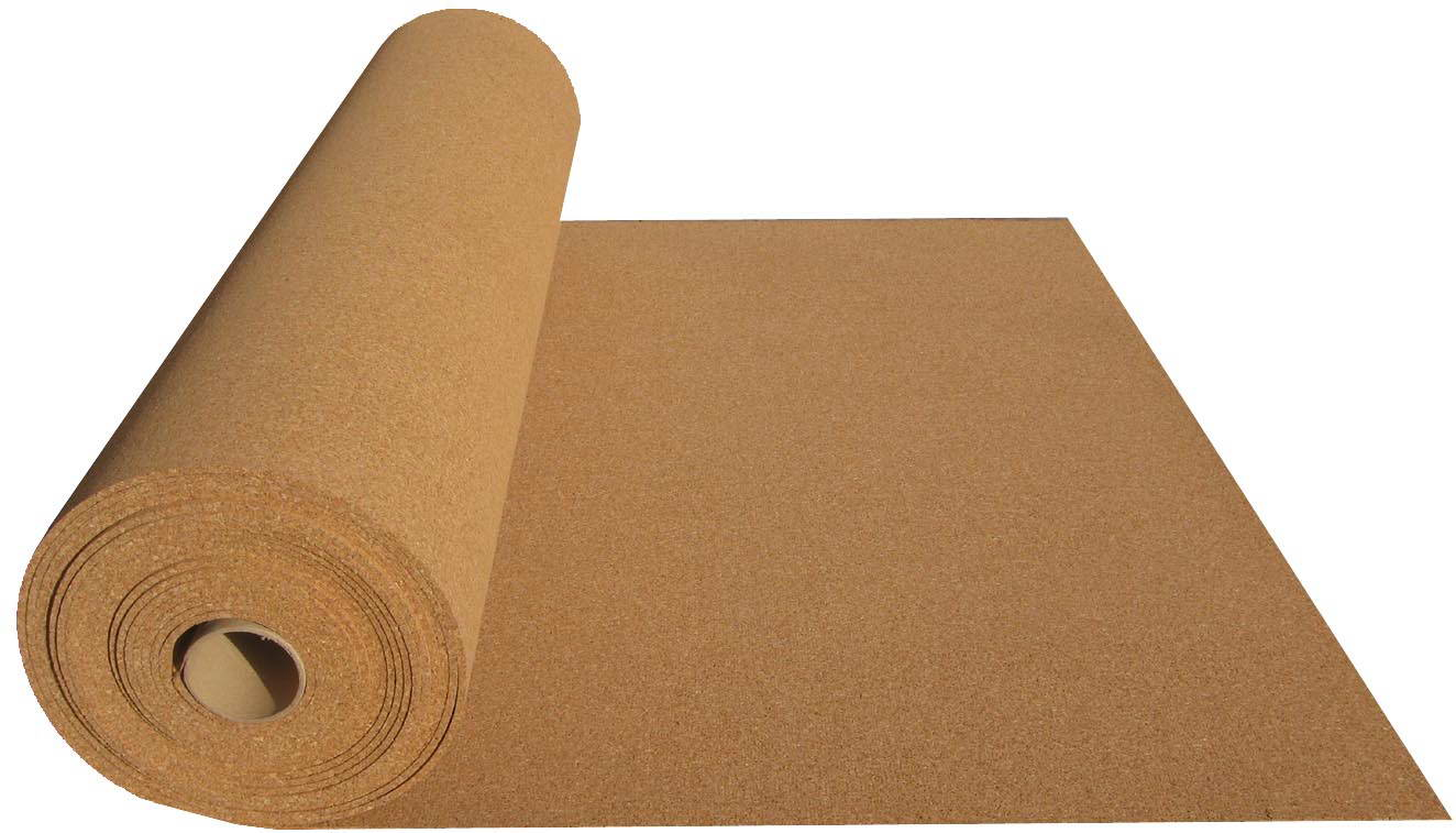 Engineered flooring cork underlay engineered flooring for Floor underlayment