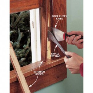 How to replace the old windows of your house with vinyl for Installing vinyl replacement windows