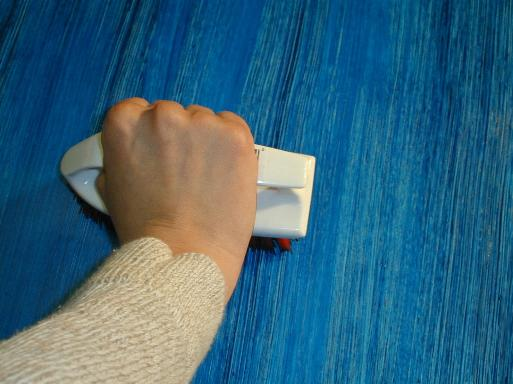 Combing Wall Painting Techniques