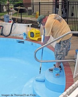 swimming pool painting Pool Paint