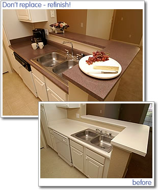 Exceptional How To Install New Laminate Or Tiles Over The Old Countertop