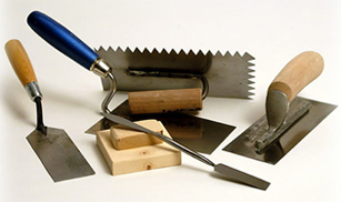 The Right Tools for Plastering