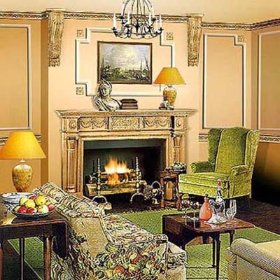 The Centerpiece Of Interior Design Fireplace Mantel