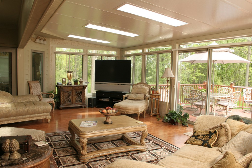 Large Sunroom