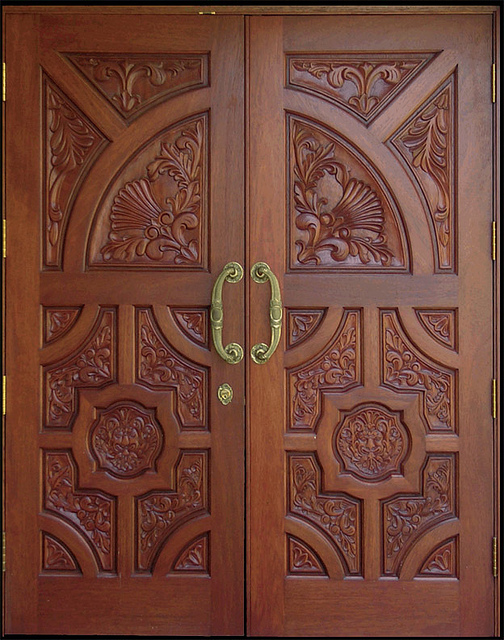 Wooden Exterior Doors and the Overall Look of Your Home | How To ...