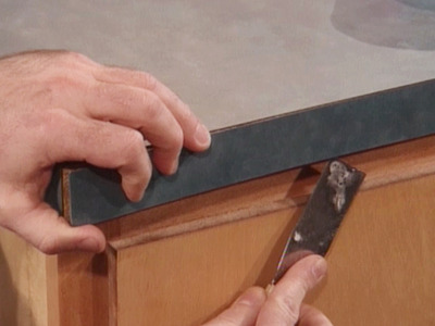Repairing A Damaged Laminate Countertop How To Build A House