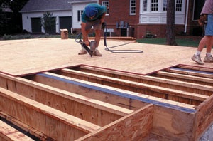 Flat Roof System Installation How To Build A House