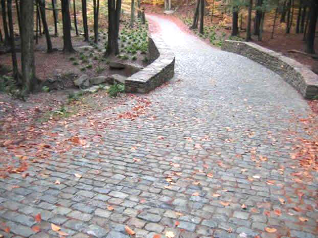 Cobblestone Stones For Driveways : Driveway granite cobblestone pavers jpg quotes