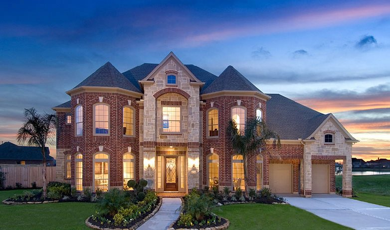New House In Texas