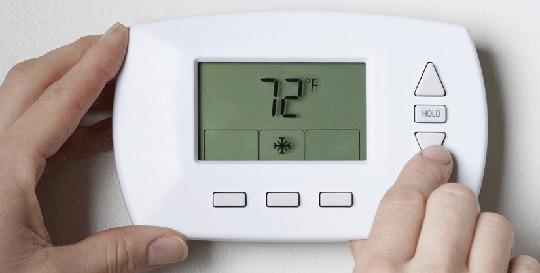 Repairing A Broken Heating Thermostat How To Build A House