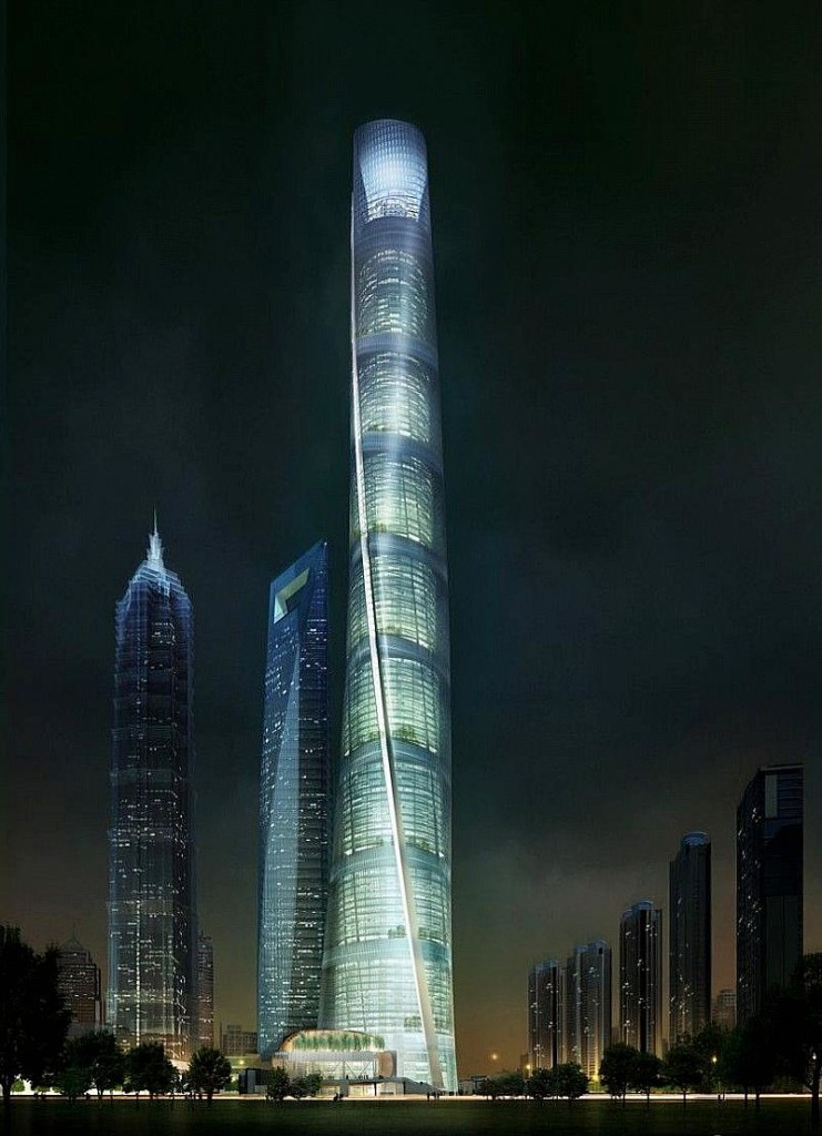 The Shanghai Tower, China
