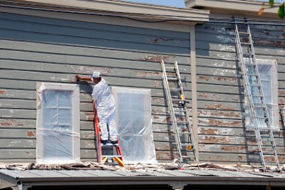 Painting the exterior of your house tips