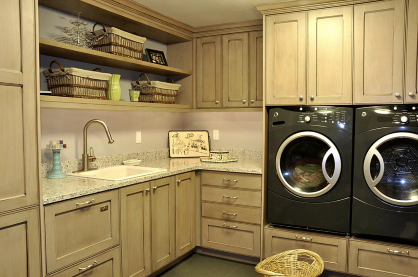 Laundry room smart ideas how to build a house Laundry room design