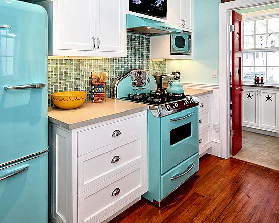 Painting Your Kitchen Appliances