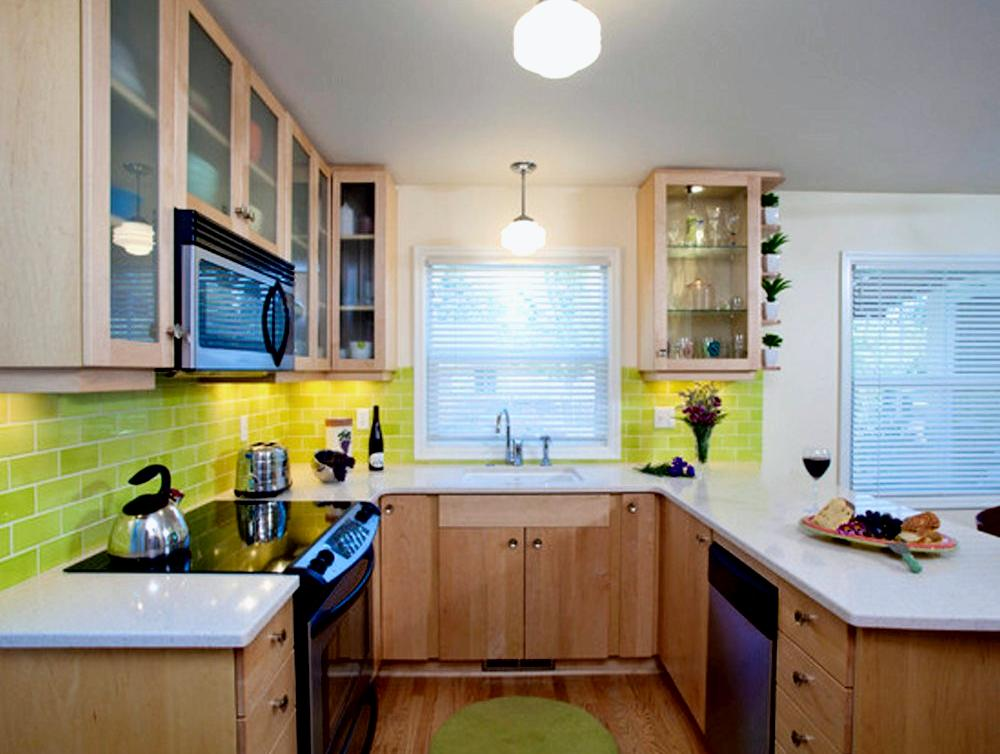 Small Square Kitchen Ideas Of Small Square Kitchen