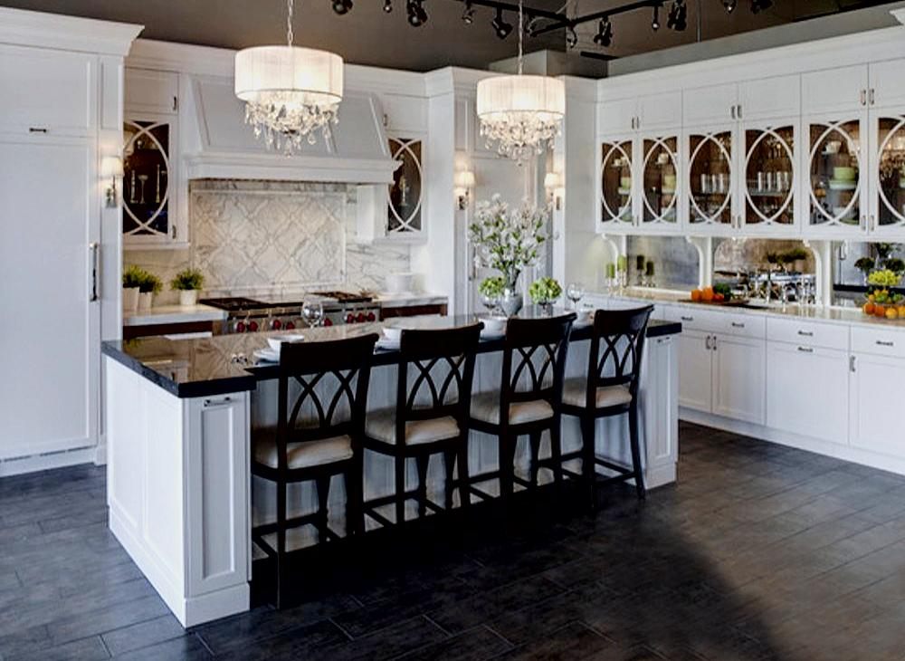 Contemporary kitchen island lighting afreakatheart for Island kitchen lighting fixtures