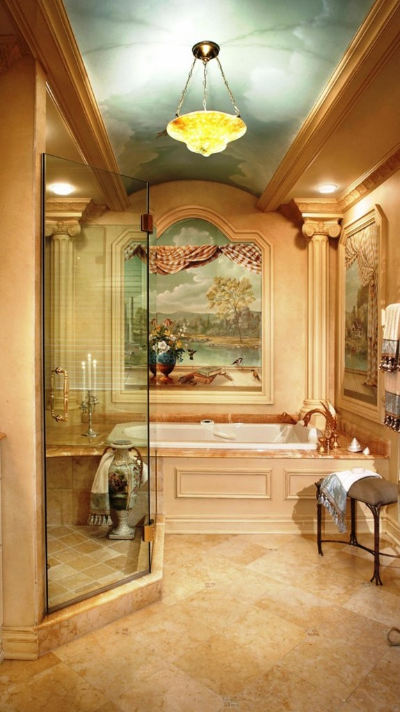 Turning Your Bathroom Into A Spa How To Build A House
