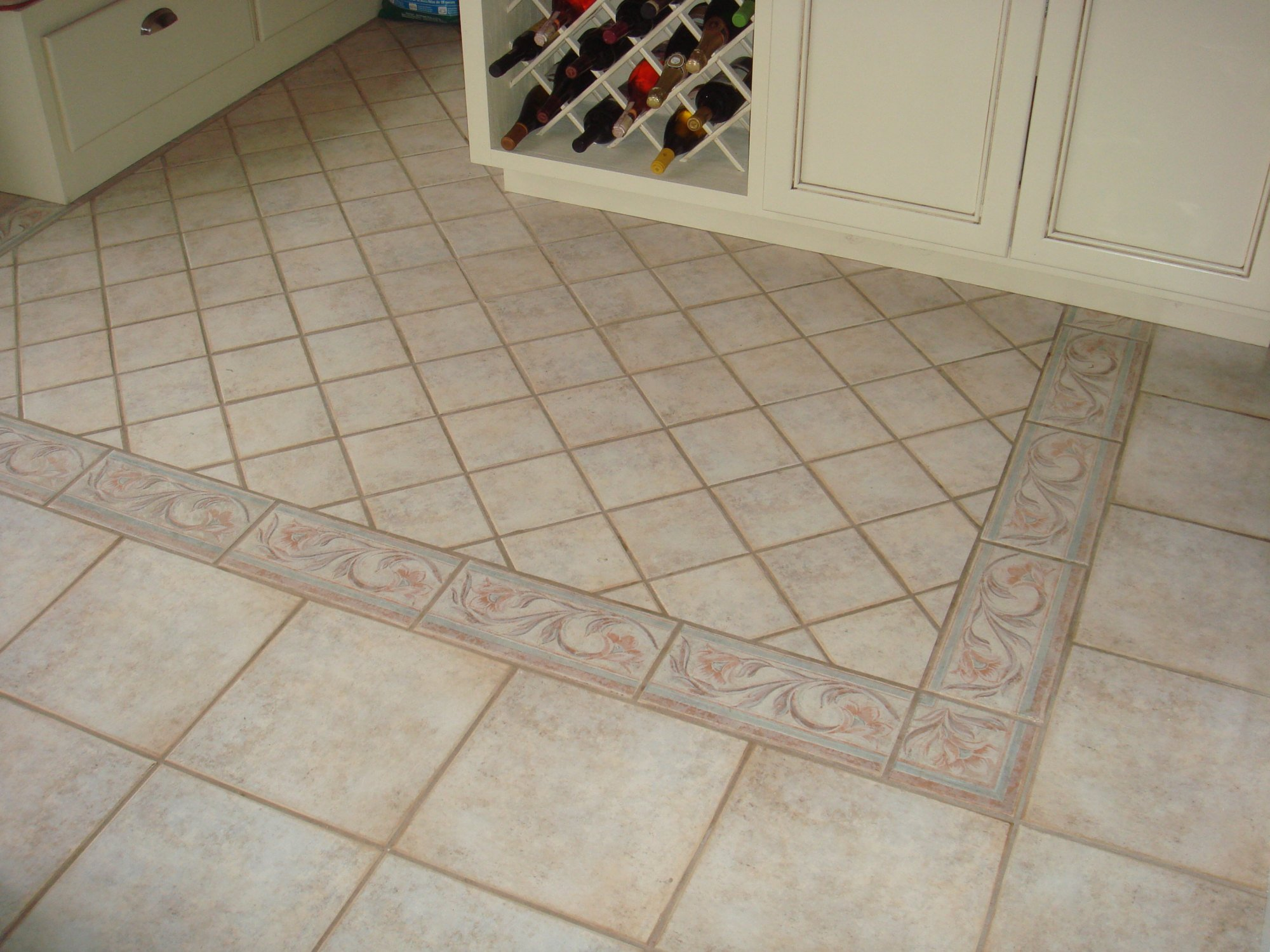 Kitchen Floor Ceramic Tile Ideas   Credainatcon.com