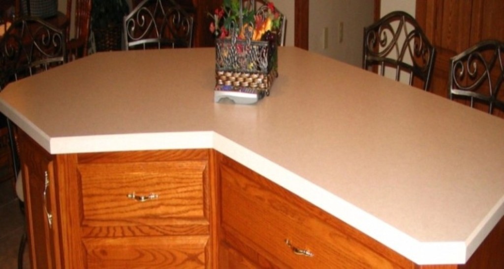 Cleaning White Laminate Countertop 1